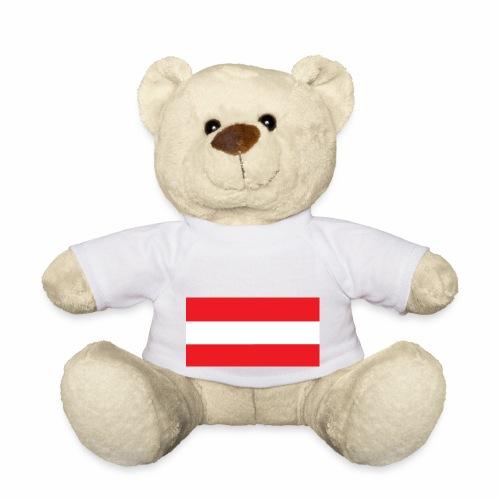 Oesterreich Weltmeisterschaft Fußball - Teddy