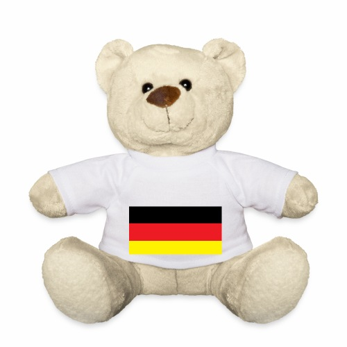 Deutschland Weltmeisterschaft Fußball - Teddy
