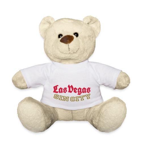 LAS VEGAS SIN CITY - Teddy Bear