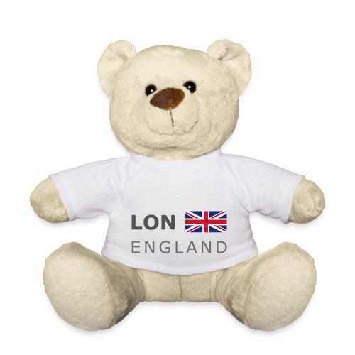 LON ENGLAND BF dark-lettered 400 dpi - Teddy Bear