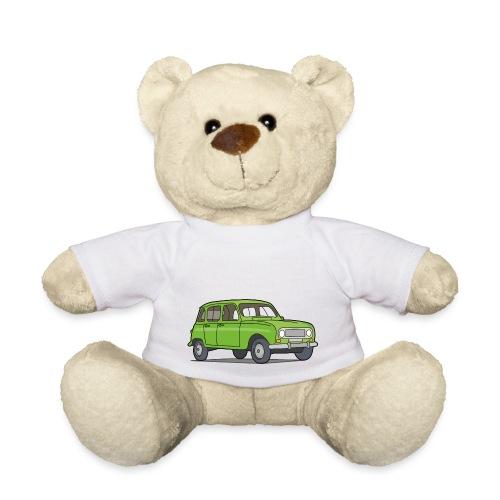 Grüner R4 (Auto) - Teddy