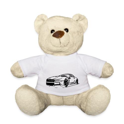 Aston Martin - Teddy Bear
