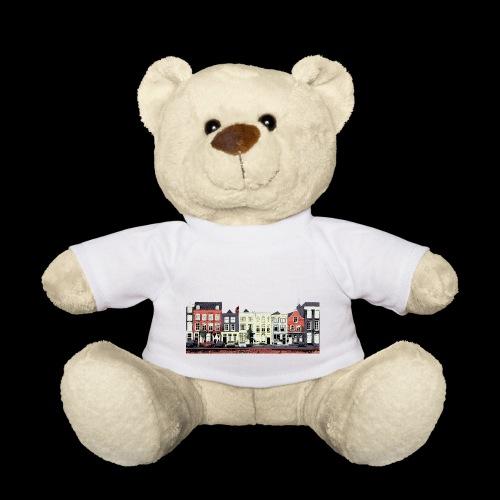 Pretty Dutch town houses - Teddy Bear