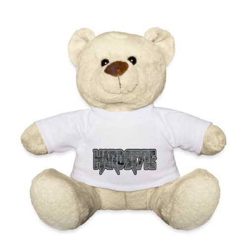 HARDSTYLE Sign Logo Text - Teddy