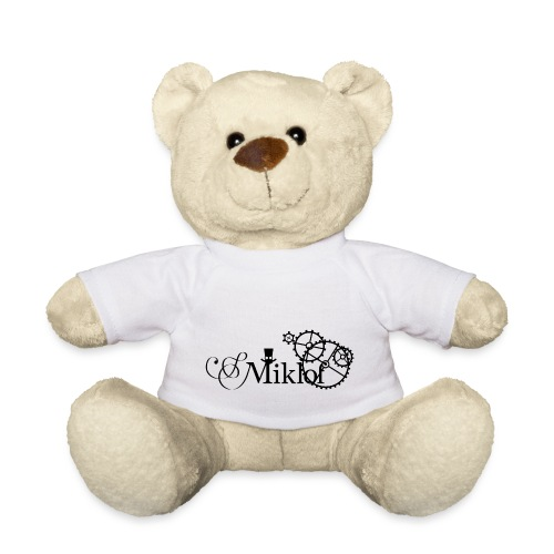 miklof logo black 3000px - Teddy Bear