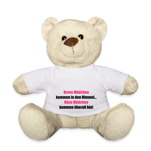 Brave Mädchen - Teddy