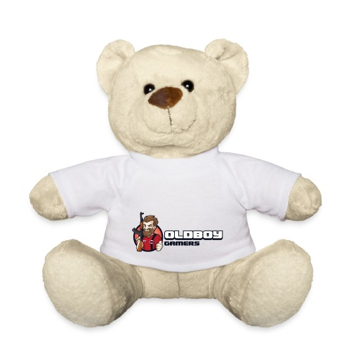 Oldboy Gamers Fanshirt - Teddybjørn