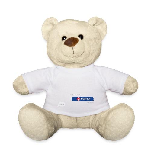 BULGEBULL TEXT - Teddy Bear