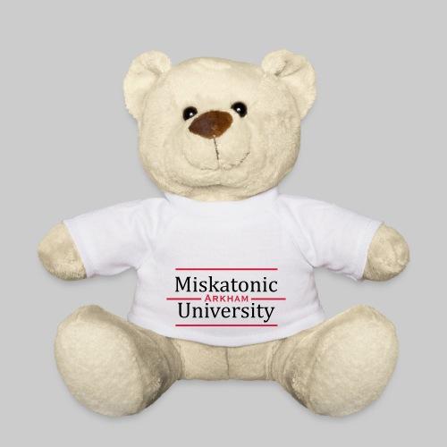 MJKv1: Miskatonic University - Arkham - Teddy