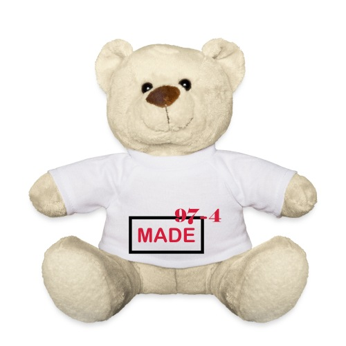 Design made in 974 - Nounours