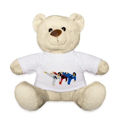 8 bit trip ninjas 2 - Teddy Bear