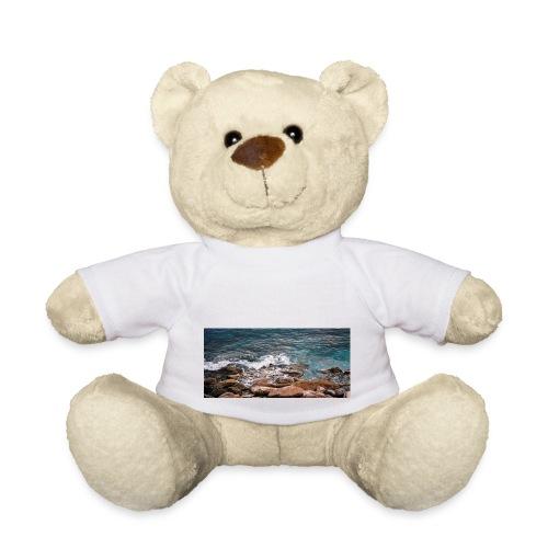 Handy Hülle mit Wellenmotiv - Teddy