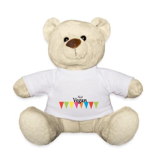 Not Vegan - Teddy Bear