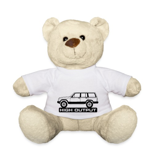Jeep XJ High Output - Autonaut.com - Teddy Bear