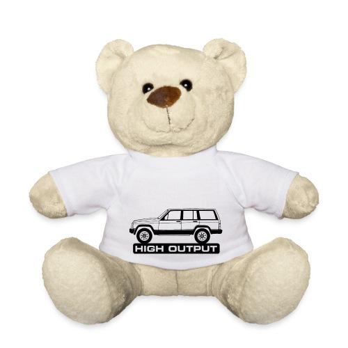 jeepxj02bblack - Teddybjørn