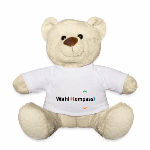 Wahl-Kompass Logo schwarz - Teddy