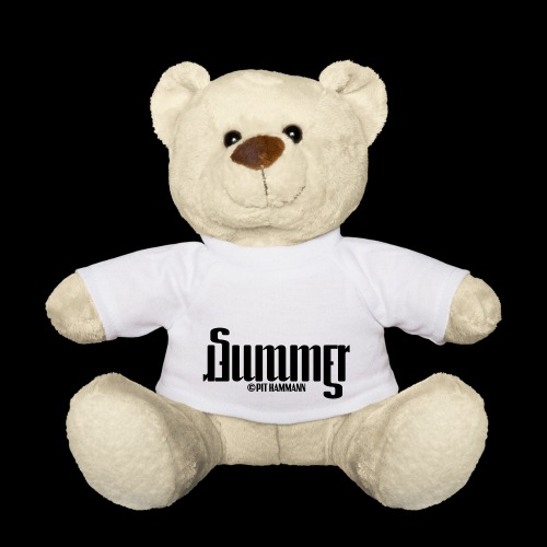 Ambigramm Summer 01 Pit Hammann - Teddy