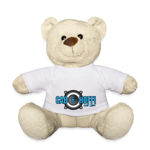 cab & Hoffi Logo HZ - Teddy