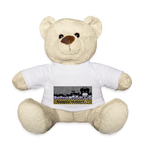 #MarchOfRobots ! LineUp Nr 2 - Teddybjørn