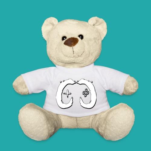 Crowd Control Logo - Teddy Bear