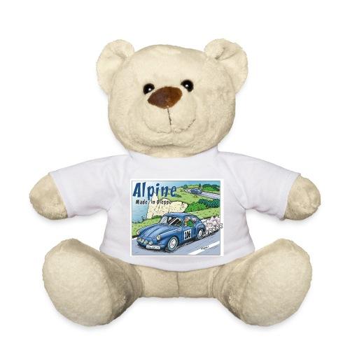 Polete en Alpine 106 - Nounours