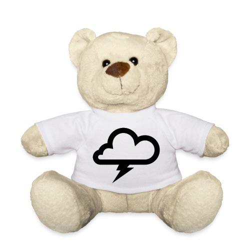 Wolke mit Blitz - Teddy