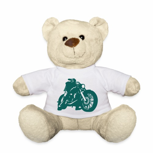 born to ride - Teddy Bear