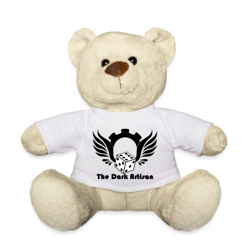 Black logo - Teddy Bear