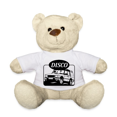 landroverdisco01dblack - Teddybjørn