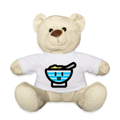Cute Breakfast Bowl - Teddy Bear