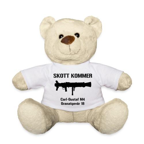 Skott Kommer CGM4 - Nallebjörn