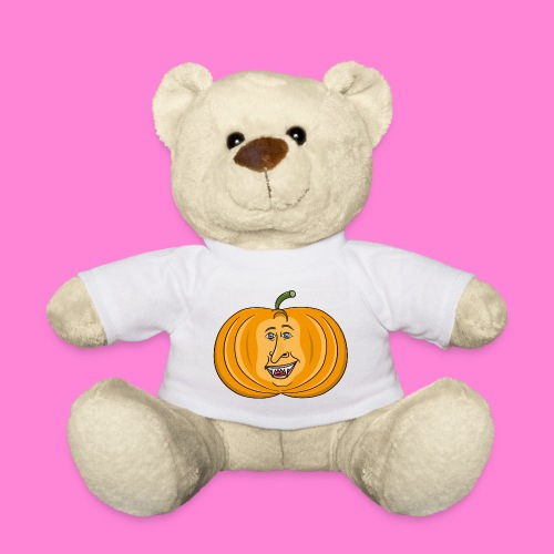 Rick pumpkin - Teddy
