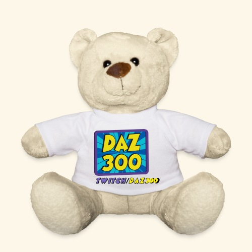 daz logo 2 0 - Teddy Bear