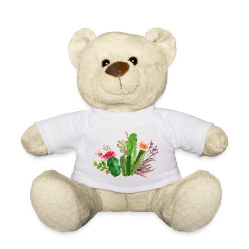 Cactus art - Teddy