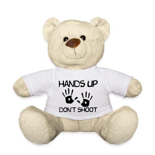 Hands Up Don't Shoot (Black Lives Matter) - Teddy