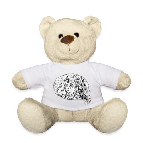 Blumenmädchen - Teddy