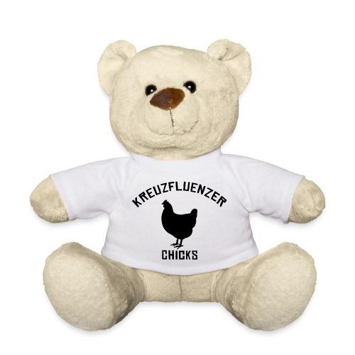 Kreuzfluenzer Chicks BLACK - Teddy