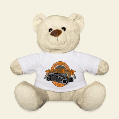 Raredog Rods Logo - Teddybjørn