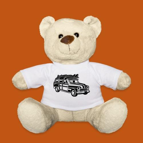 Chevy Cadilac Woodie / Oldtimer Kombi 01_schwarz - Teddy