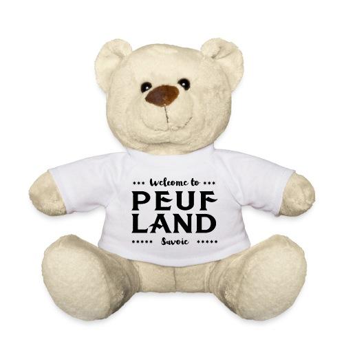 Peuf Land 73 - Savoie - Black - Nounours