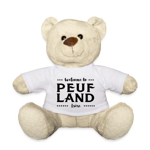 Peuf Land 38 - Isère - Black - Nounours