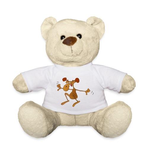 elch huepft - Teddy