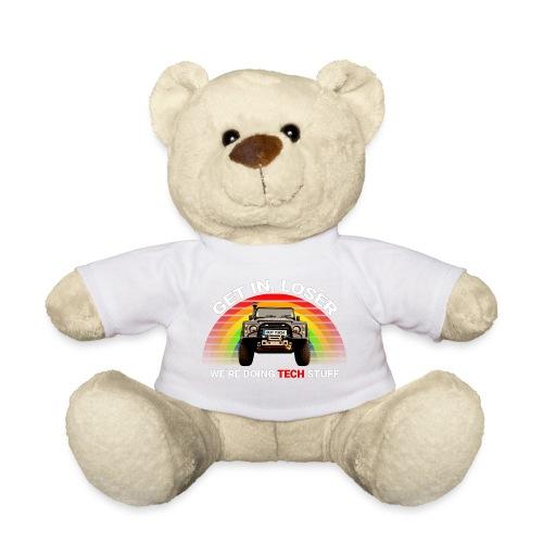 We're Doing Tech Stuff - Teddy Bear