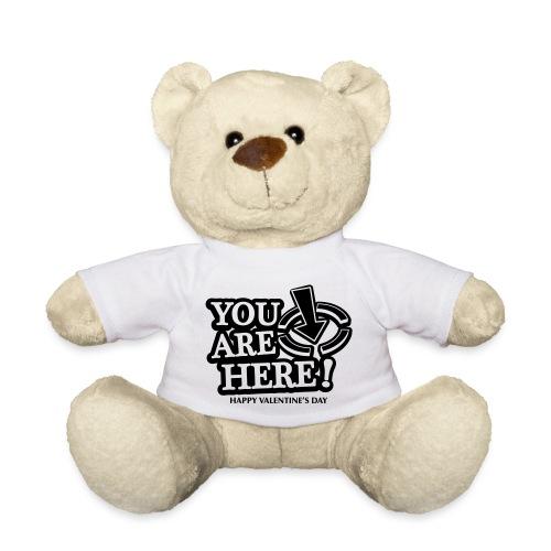 bbb youarehere love - Teddy Bear