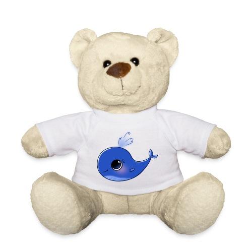 Mini Whale - Teddy Bear