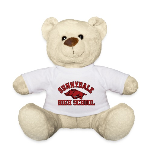 Sunnydale High School logo merch - Teddy