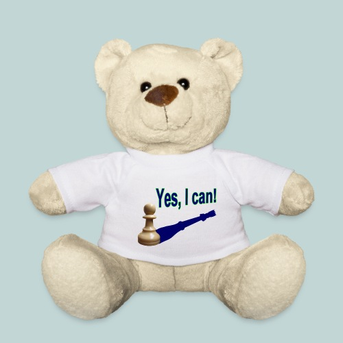 Yes, I can! 1 - Teddy