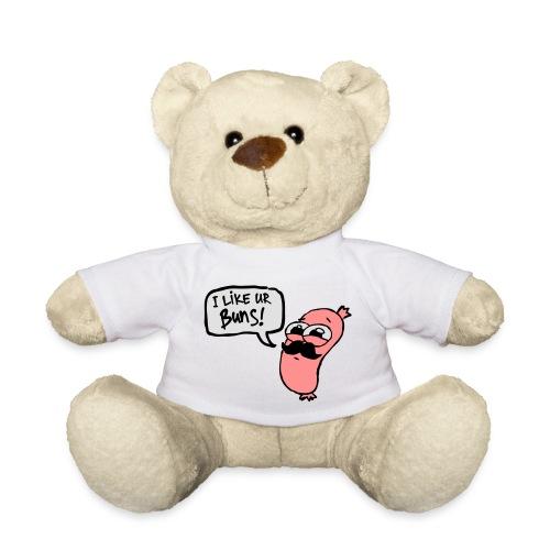 Mr. Sausage - Teddy Bear
