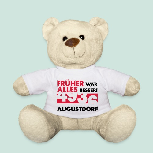 Früher 4936 Augustdorf - Teddy