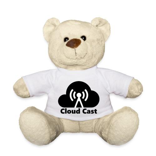 Cloud Cast Black mit Schriftzuga - Teddy